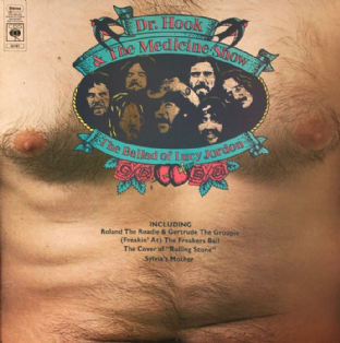 Dr. Hook & The Medicine Show ‎- The Ballad Of Lucy Jordon (LP) (EX/VG-EX)